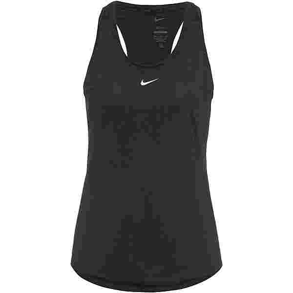 Nike ONE Dri-Fit Funktionstank Damen black-white