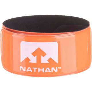 NATHAN Reflex 2er Pack Signalband orange