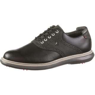 Foot Joy FJ TRADITONS Golfschuhe Herren black