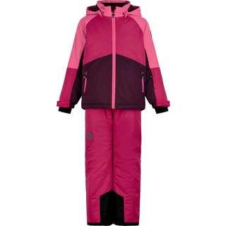 COLOR KIDS AF 10.000 Skianzug Kinder pink peacock