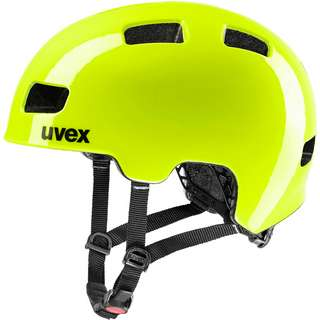 Uvex hlmt 4 Fahrradhelm Kinder neon yellow