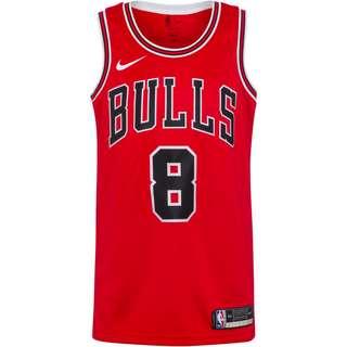 Nike Zach Lavine Chicago Bulls Trikot Herren university red-white-black