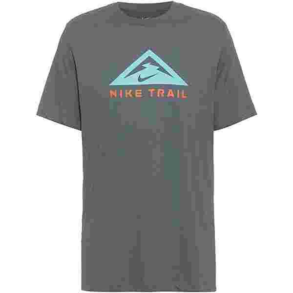 Nike Funktionsshirt Herren smoke grey