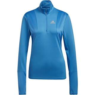 adidas OWN THE RESPONSE AEROREADY Funktionsshirt Damen focus blue