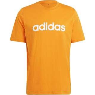 adidas Linear Sport Essentials T-Shirt Herren focus orange-white