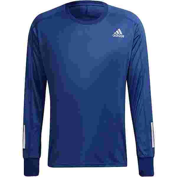 adidas OTR Response Aeroready Funktionsshirt Herren victory blue