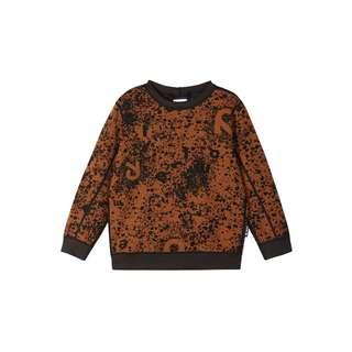 reima Villis Sweatshirt Kinder Cinnamon brown