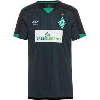 UMBRO Werder Bremen 21-22 3rd Trikot Herren schwarz