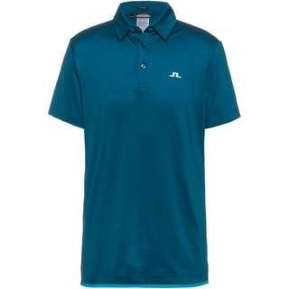 J.Lindeberg Kieth Poloshirt Herren majolica blue