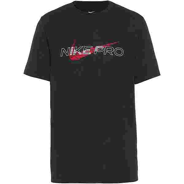 Nike Dri-Fit Pro Funktionsshirt Herren black