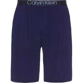 Calvin Klein Shorts Herren abstract animal-bayou blue