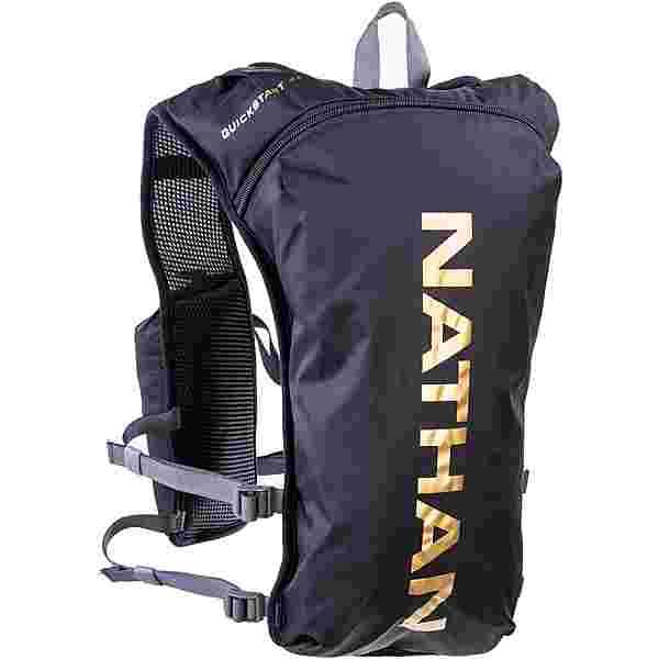 NATHAN Quickstart 4l Trinksystem black-metallic gold