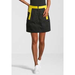 FILA WOMEN YASEMIN woven cargo skirt Minirock Damen black-warm olive