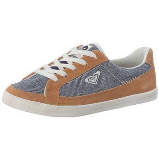 Roxy Sneaky Evo Sneaker Damen blau/braun