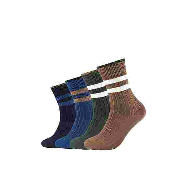 S.OLIVER Sneakersocken toasted coconut