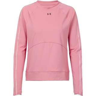 Under Armour Rush CG Core Funktionsshirt Damen pink clay