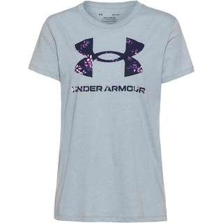 Under Armour Live Sportstyle Graphic T-Shirt Damen mod gray light heather