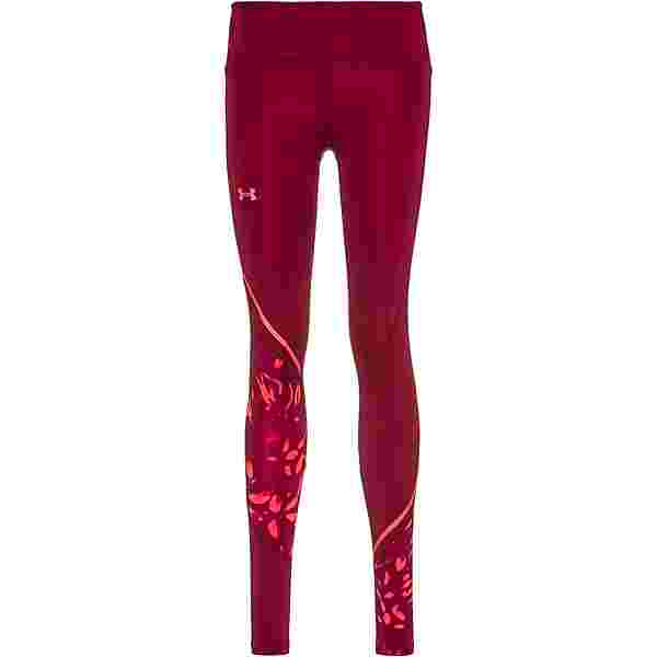 Under Armour Fly Fast 2.0 Lauftights Damen league red