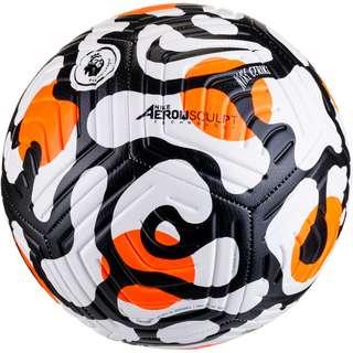 Nike barclays premier league Fußball white-hyper crimson-black