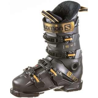 Salomon S/PRO 90 W GW Skischuhe Damen belluga metallic