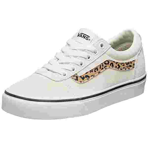 Vans Ward Sneaker Damen beige / braun