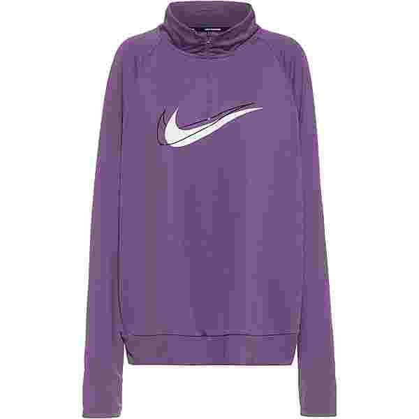 Nike Funktionsshirt Damen amethyst smoke-white