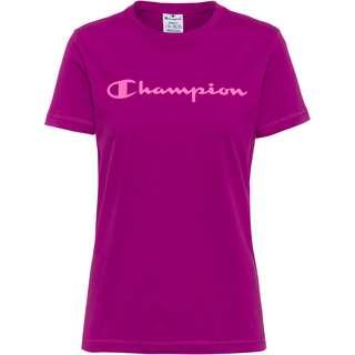 CHAMPION Legacy T-Shirt Damen purple
