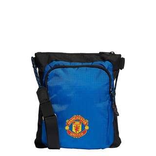 adidas Manchester United Organiser Tasche Sporttasche Herren Black / Glow Blue