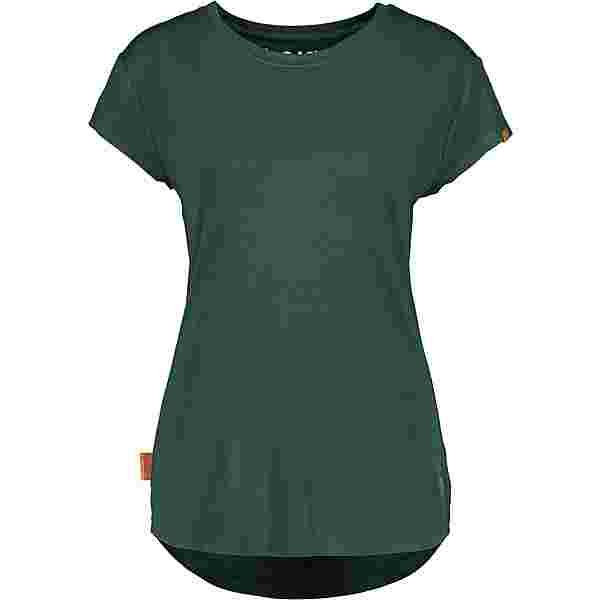 ALIFE AND KICKIN MimmyAK A T-Shirt Damen dark forest