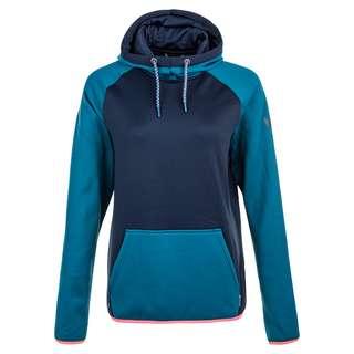 Whistler CASSY W Powerstretch Hoodie Funktionssweatshirt Damen 2119 Blue Coral