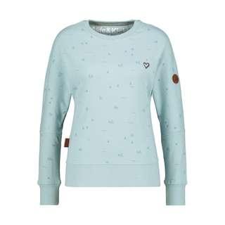 ALIFE AND KICKIN DarlaAK Sweatshirt Damen ice