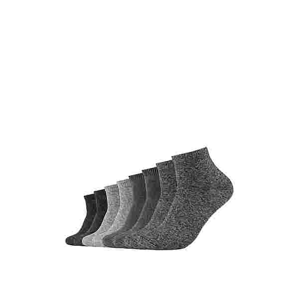 S.OLIVER Sneakersocken black mix