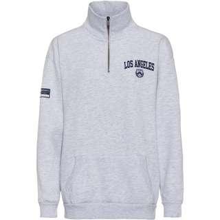 Superdry City College Sweatshirt Damen ice marl