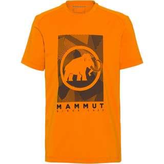 Mammut Trovat Funktionsshirt Herren dark radiant