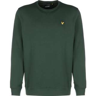 Lyle & Scott Crew Neck Sweatshirt Herren dark green