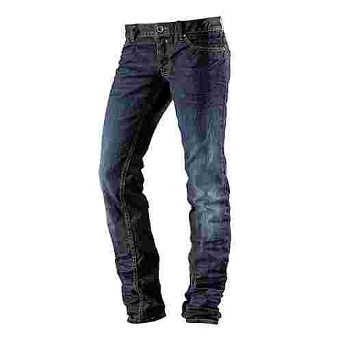 TOM TAILOR Skinny Fit Jeans Damen dunkelblau