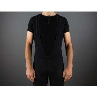 PERCY MASH Merino Crossover line Merino Baselayer Unterhemd Herren black
