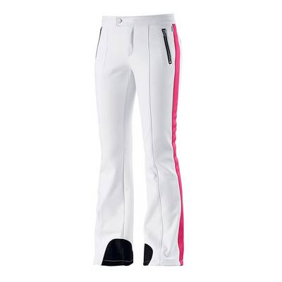 bogner fire ice jet skihose damen wei pink im online. Black Bedroom Furniture Sets. Home Design Ideas