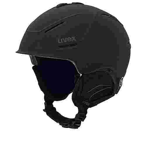 Uvex P1us Skihelm schwarz