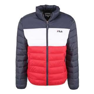 FILA MEN EMORY thin liner jacket Winterjacke Herren black iris-true red