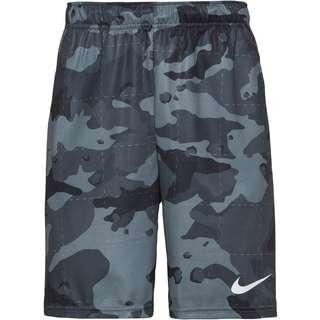 Nike Dri-Fit Camo AOP Funktionsshorts Herren smoke grey-white