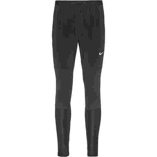 Nike Phenom Laufhose Herren black-black-reflective silv