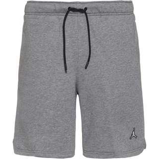 Nike Essentiell Jumpman Basketball-Shorts Herren carbon heather-white