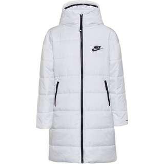 Nike NSW Parka Damen white-black-black