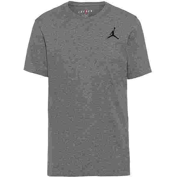 Nike Essentiell Jumpman T-Shirt Herren carbon heather-black