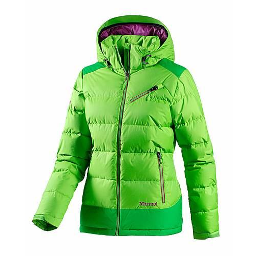 Marmot Sling shot Skijacke Damen grün/fuchsia im Online