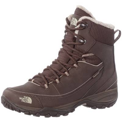 The North Face Snowstrike High Winterschuhe Damen braun