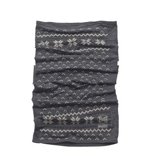 BUFF Wool Multifunktionstuch grau