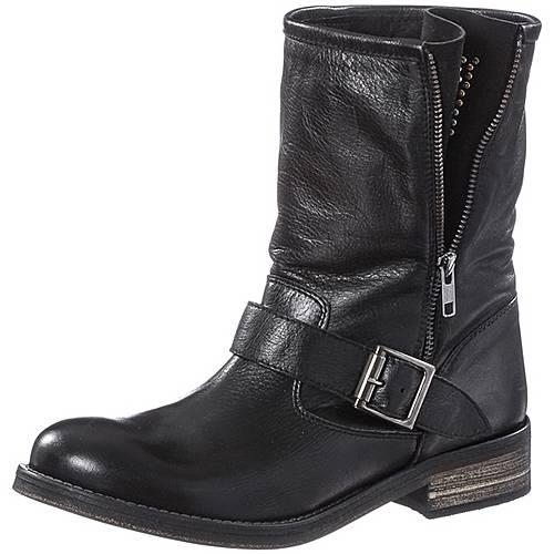 buffalo boots damen schwarz im online shop von sportscheck. Black Bedroom Furniture Sets. Home Design Ideas