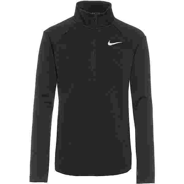 Nike DRI-FIT Laufshirt Kinder black